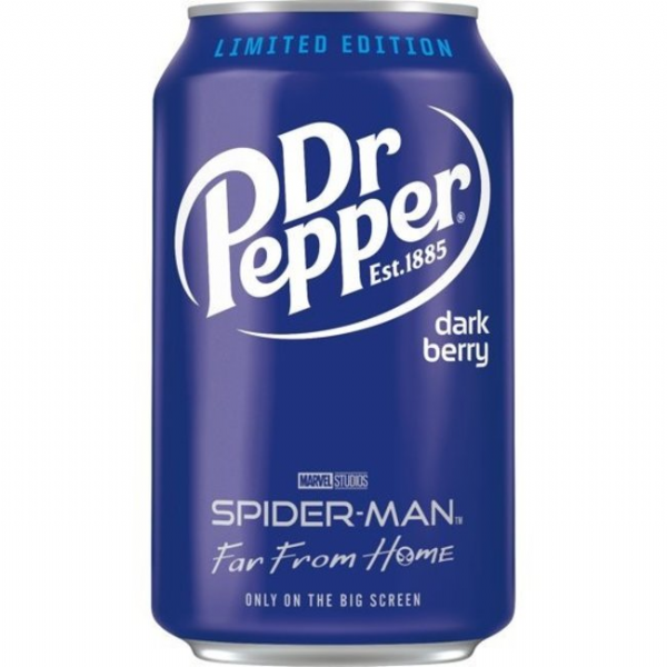 Dr Pepper Dark Berry Limited Edition (US)